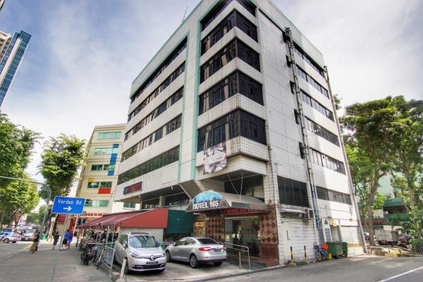 HOTEL 165 LITTLE INDIA ( Rp 639.911 )